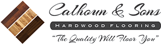 Calhoun and Sons hardwood flooring